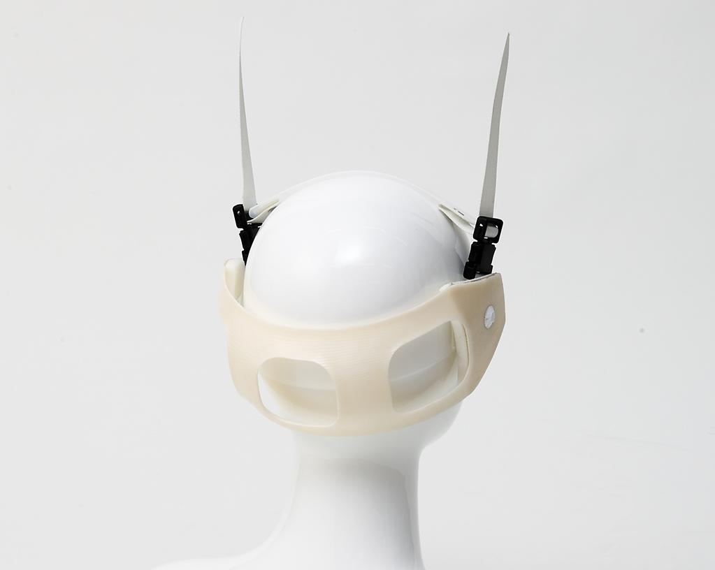 脳波計測用ヘッドギア製品写真