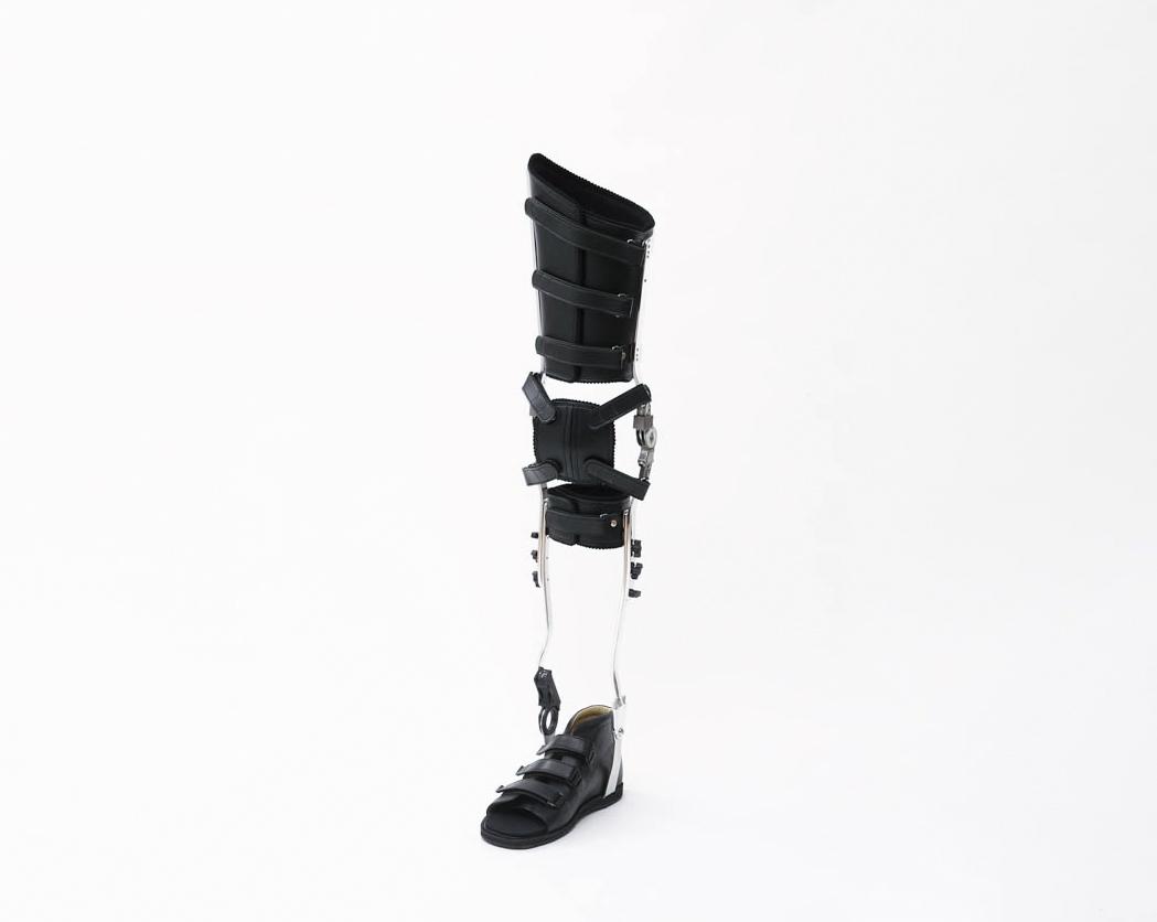 長下肢装具製品写真