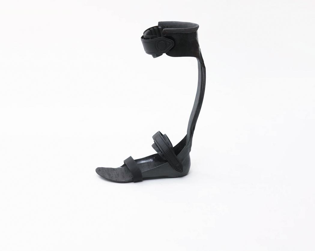 短下肢装具製品写真